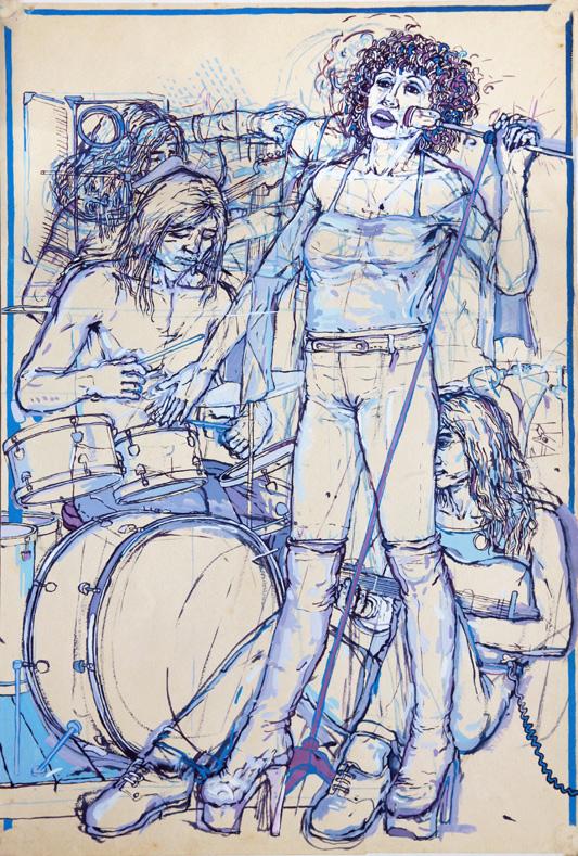 blue-singer-site